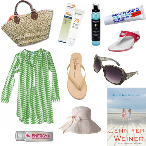 Emergency Beach Kit | Everything is What You Make It