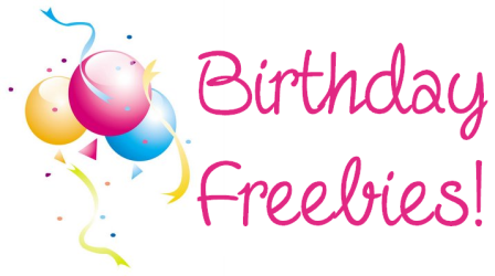 Birthday freebies idaho