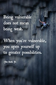 beingvulnerable